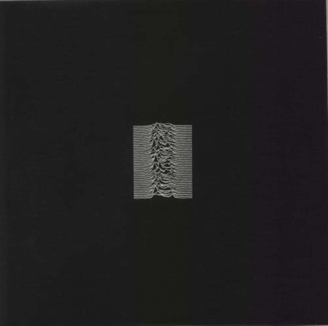 JOY DIVISION - Unknown Pleasures (Vinyle) - Rhino