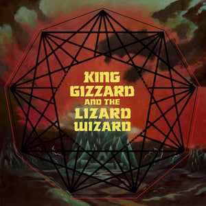 KING GIZZARD AND THE LIZARD WIZARD - Nonagon Infinity (Vinyle) - ATO