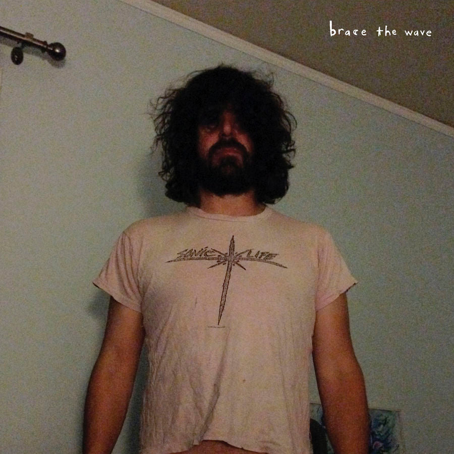 LOU BARLOW - Brace the wave (Vinyle) - Joyful Noise