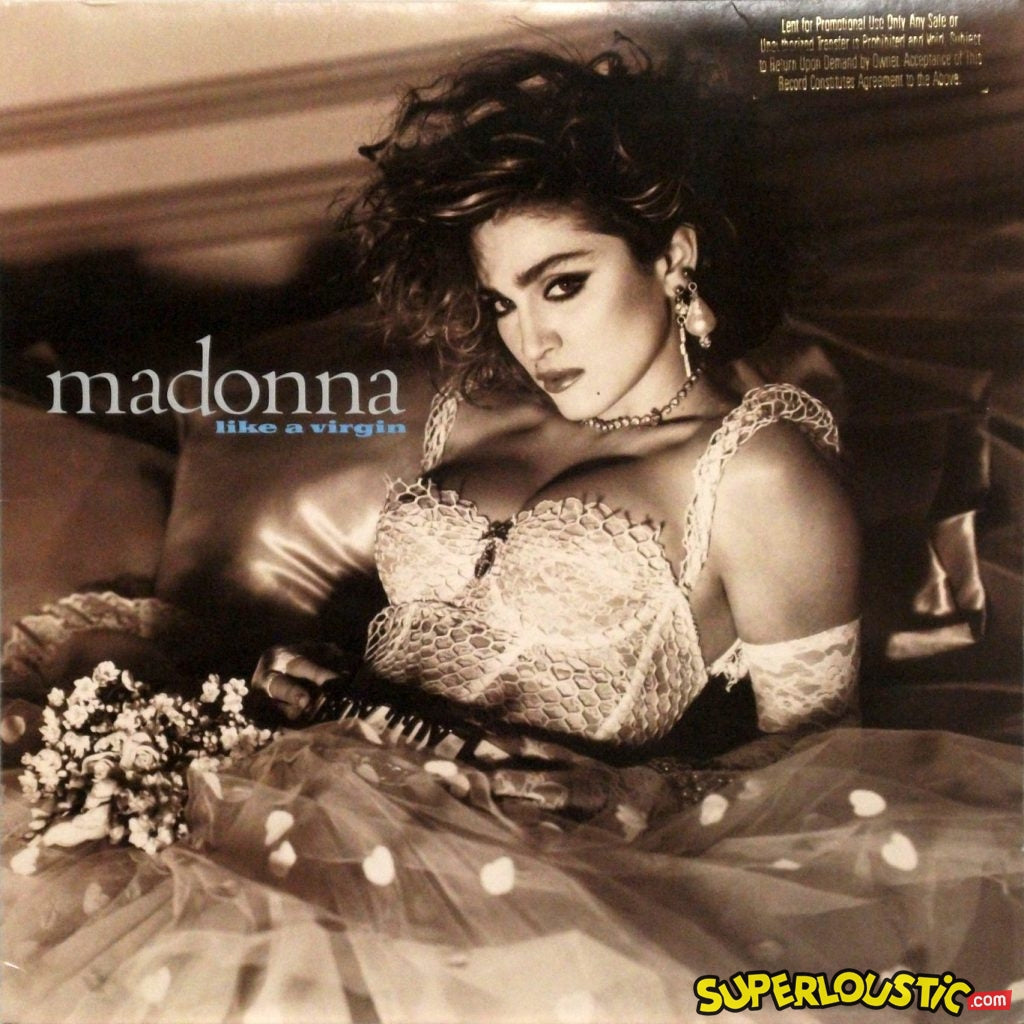 MADONNA - Like A Virgin (Vinyle) - Sire