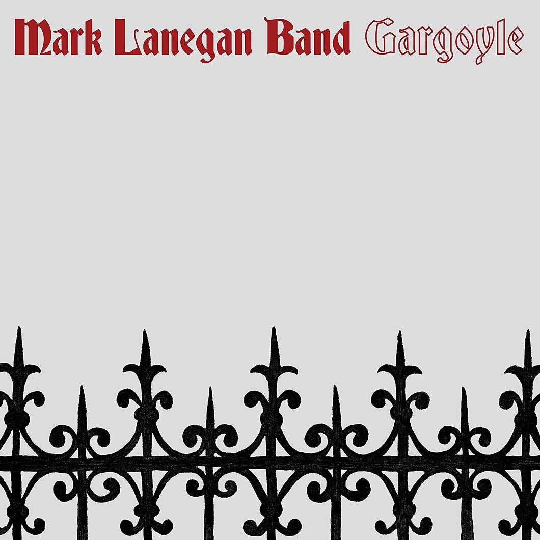 MARK LANEGAN BAND - Gargoyle (Vinyle) - Heavenly