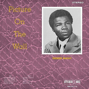 FREDDIE MCKAY - Picture On The Wall (Vinyle) - Studio One
