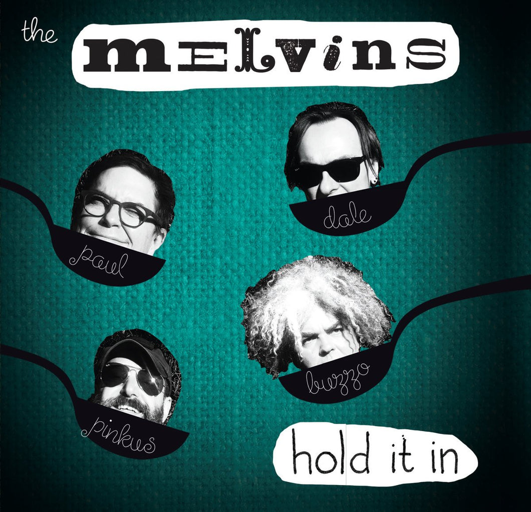 MELVINS - Hold It In (Vinyle) - Ipecac