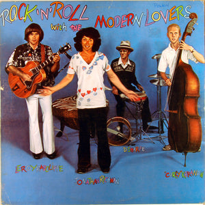 THE MODERN LOVERS - Rock 'N' Roll With The Modern Lovers (Vinyle) - Music On Vinyl