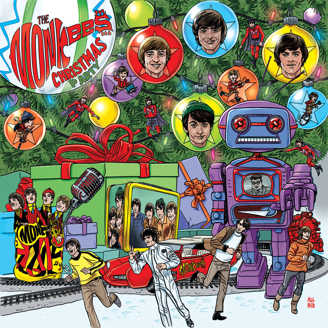 THE MONKEES - Christmas Party (Vinyle) - Rhino