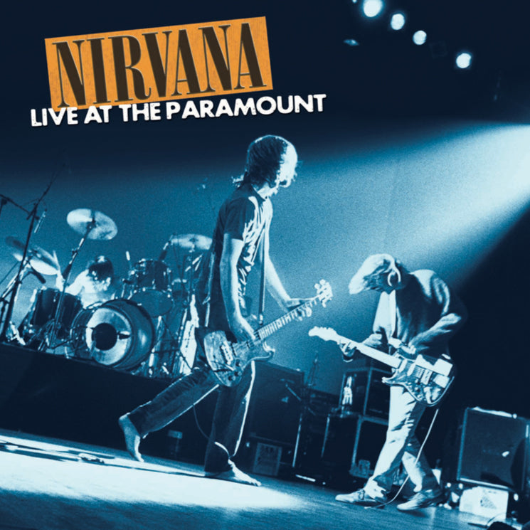 NIRVANA - Live At The Paramount (Vinyle) - Geffen