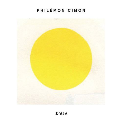 PHILÉMON CIMON - L'été (Vinyle) - Audiogram