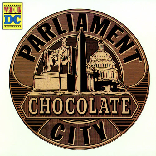 PARLIAMENT - Chocolate City (Vinyle)