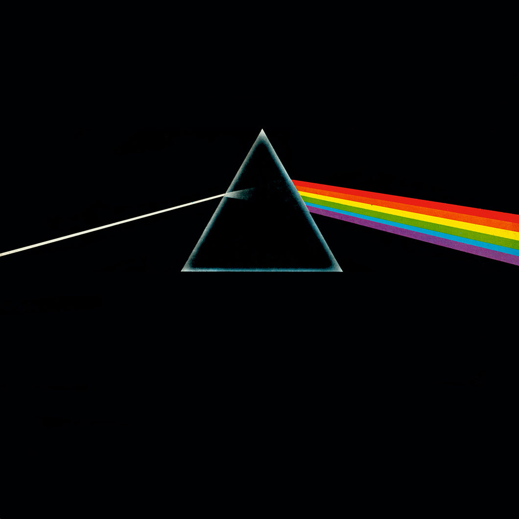 PINK FLOYD -  The Dark Side Of The Moon (Vinyle) - Pink Floyd Records