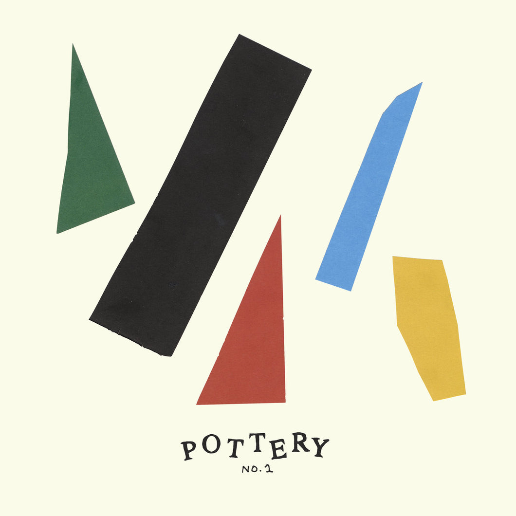 POTTERY - No.1 (Vinyle)