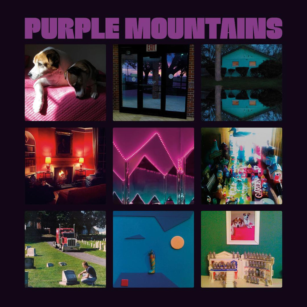 PURPLE MOUNTAINS - Purple Mountains (Vinyle)