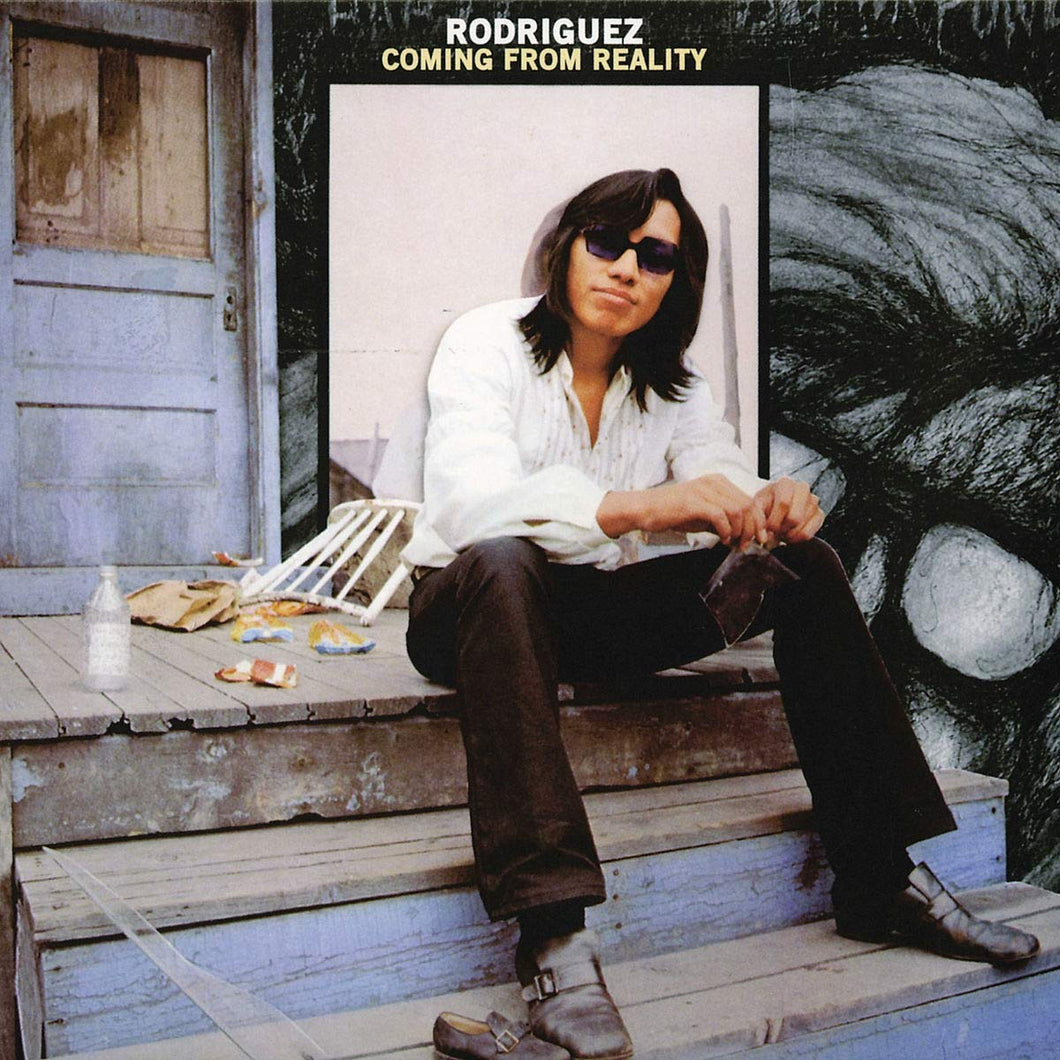 RODRIGUEZ - Coming From Reality (Vinyle) - Universal