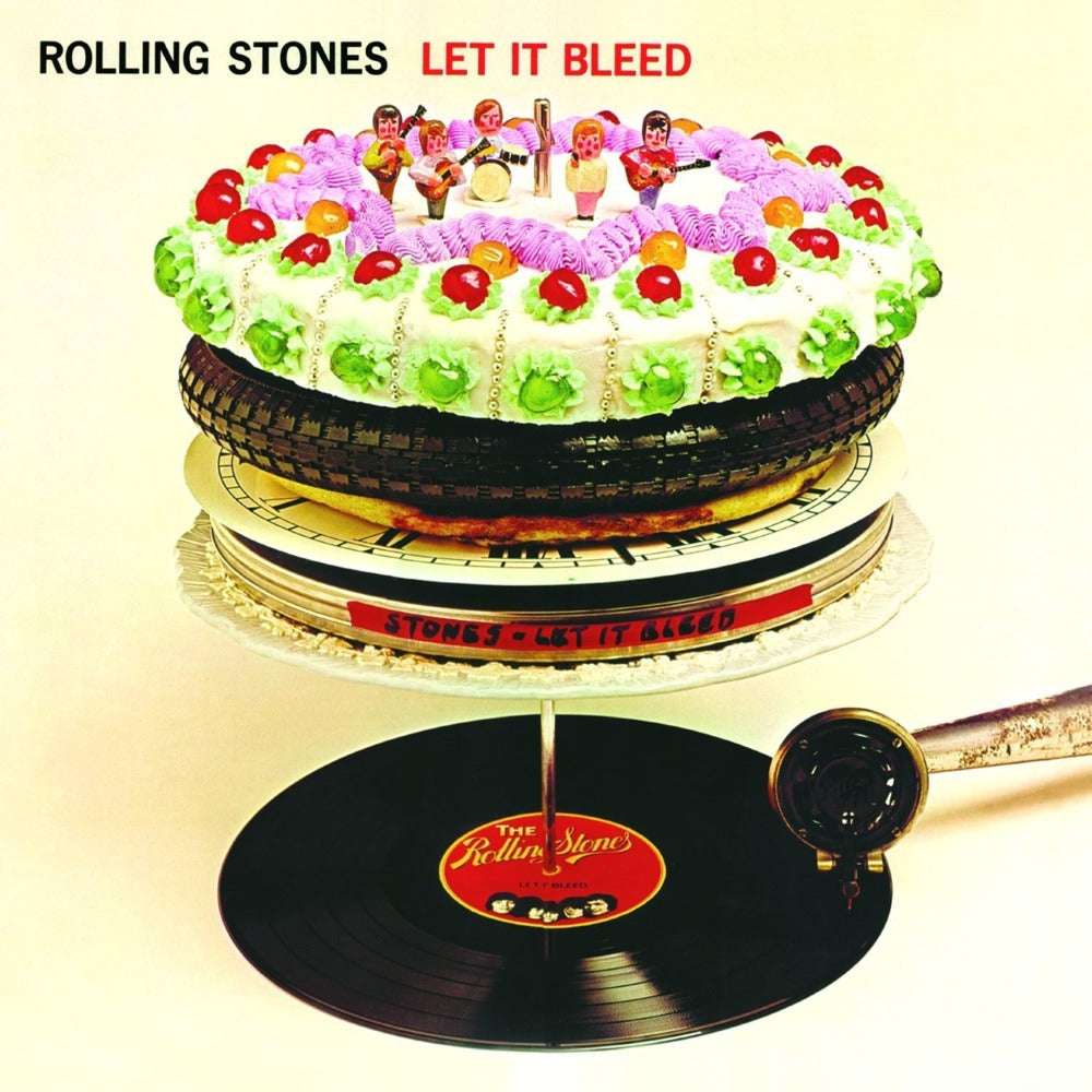 THE ROLLING STONES - Let It Bleed (Vinyle)