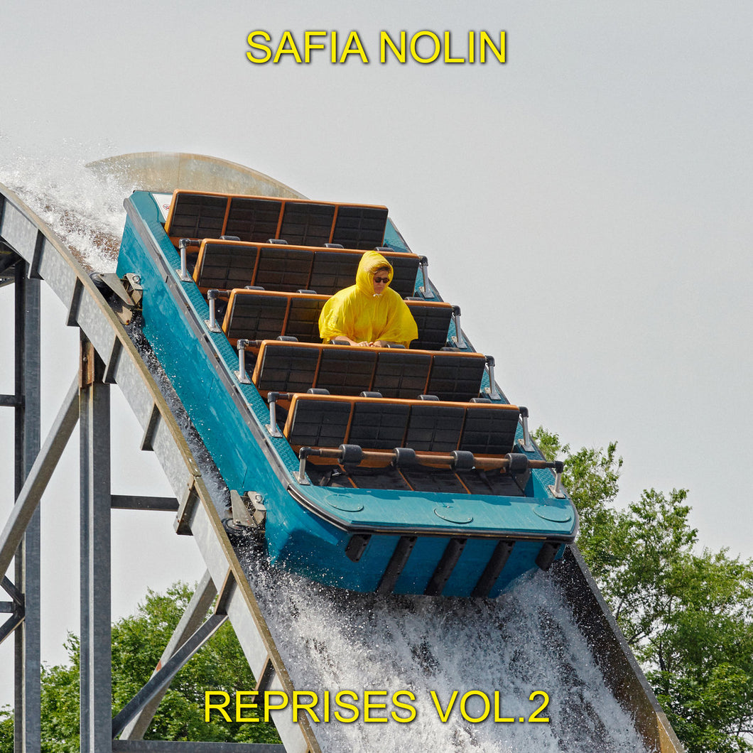 SAFIA NOLIN - Reprises Volume 2 (Vinyle) - Bonsound