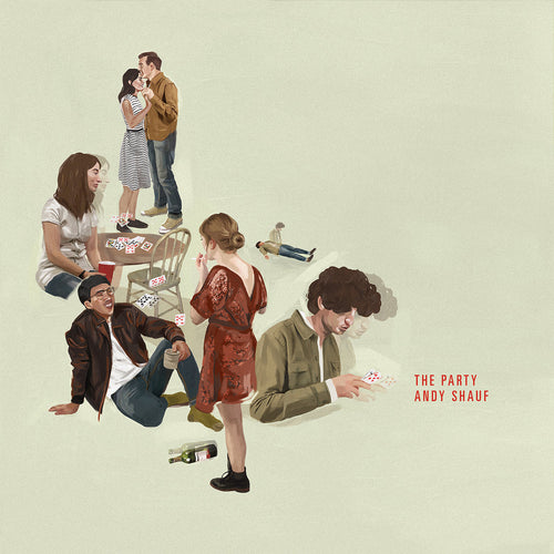 ANDY SHAUF - The Party (Vinyle) - Arts & Crafts