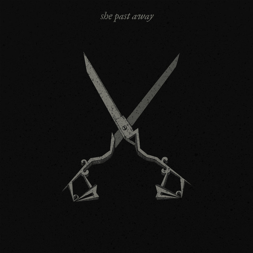 SHE PAST AWAY - X (Vinyle)
