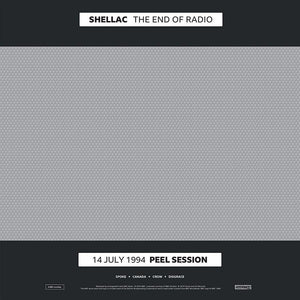 SHELLAC - The End Of Radio (Vinyle) - Touch and Go
