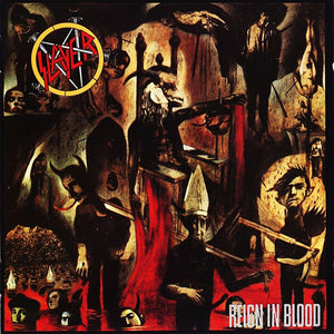 SLAYER - Reign In Blood (Vinyle) - American