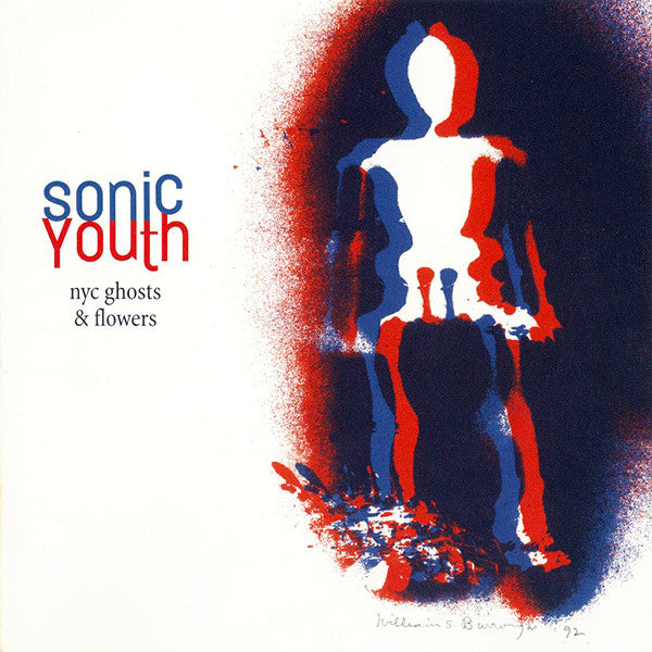 SONIC YOUTH - NYC Ghosts & Flowers (Vinyle) - Geffen