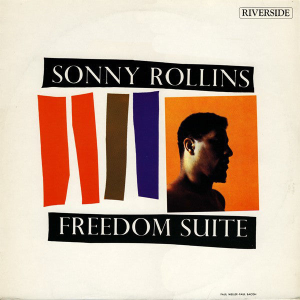 SONNY ROLLINS - Freedom Suite (Vinyle)