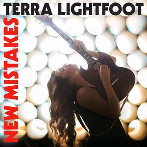 TERRA LIGHTFOOT - New Mistakes (Vinyle) - Sonic Unyon