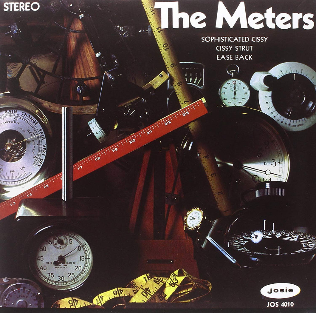 THE METERS - The Meters (Vinyle)