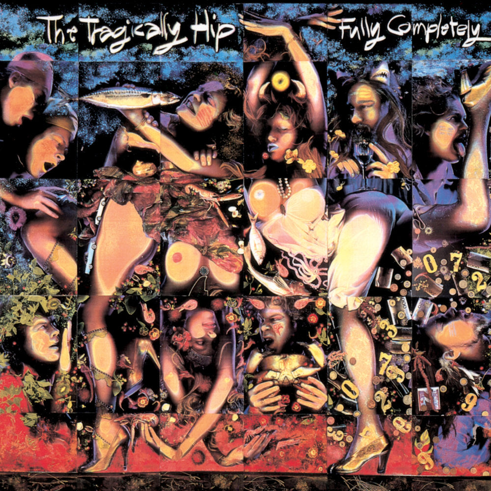 THE TRAGICALLY HIP - Fully Completely (Vinyle)