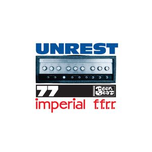 UNREST - Imperial f.f.r.r. (Vinyle) - Teen Beat