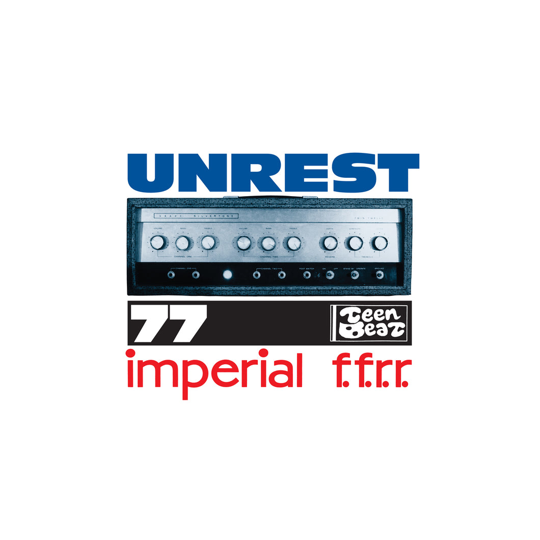 UNREST - Imperial f.f.r.r. (Vinyle)