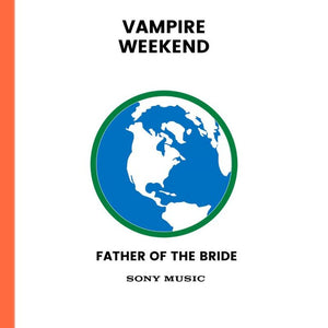 VAMPIRE WEEKEND - Father Of The Bride (Vinyle)