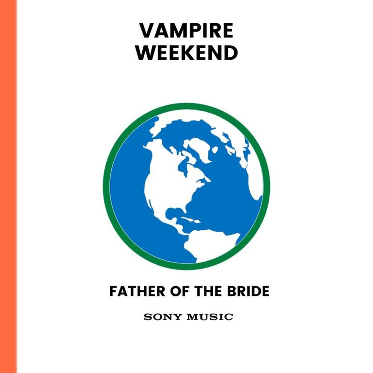 VAMPIRE WEEKEND - Father Of The Bride (Vinyle) - Sony