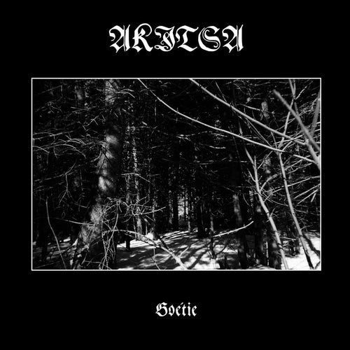 AKITSA - Goétie (Vinyle) - Hospital Productions