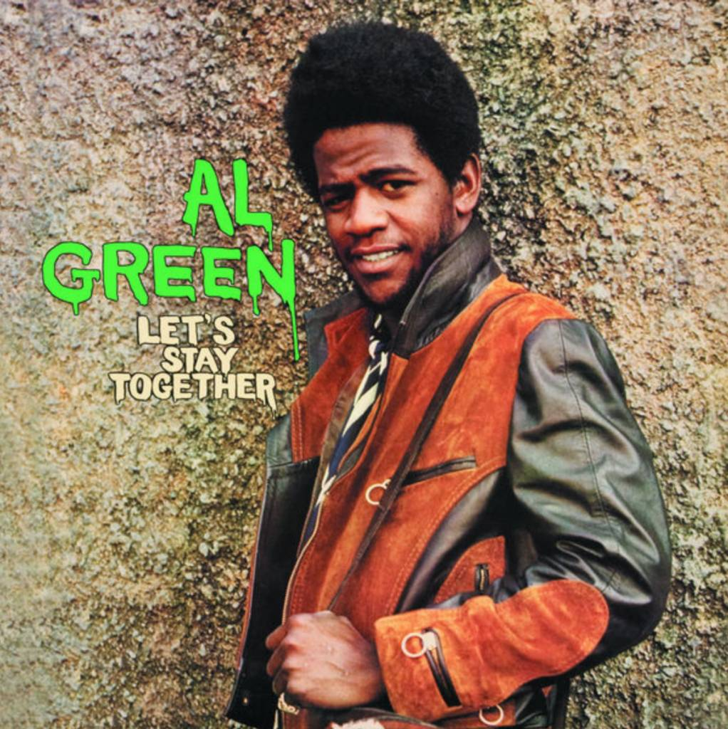 AL GREEN - Let's Stay Together (Vinyle) - Fat Possum