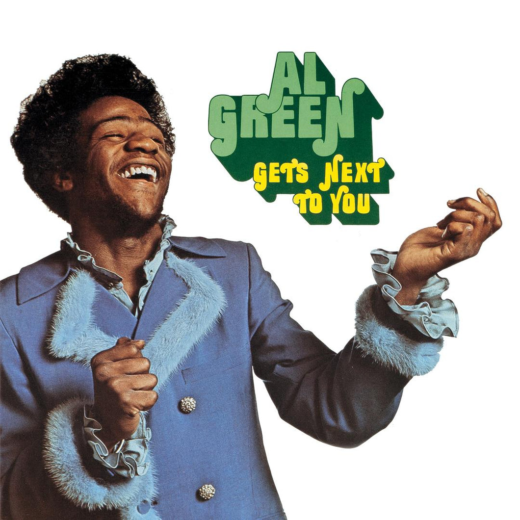 AL GREEN - Gets Next to You (Vinyle) - Fat Possum