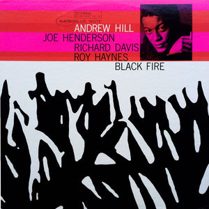 ANDREW HILL - Black Fire (Vinyle)