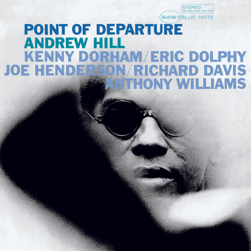 ANDREW HILL - Point of Departure (Vinyle) - Blue Note