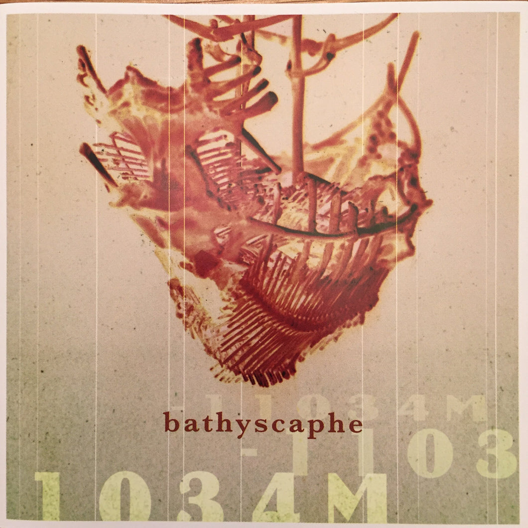 BATHYSCAPHE -  -11034m (CD) - Where Are My Records