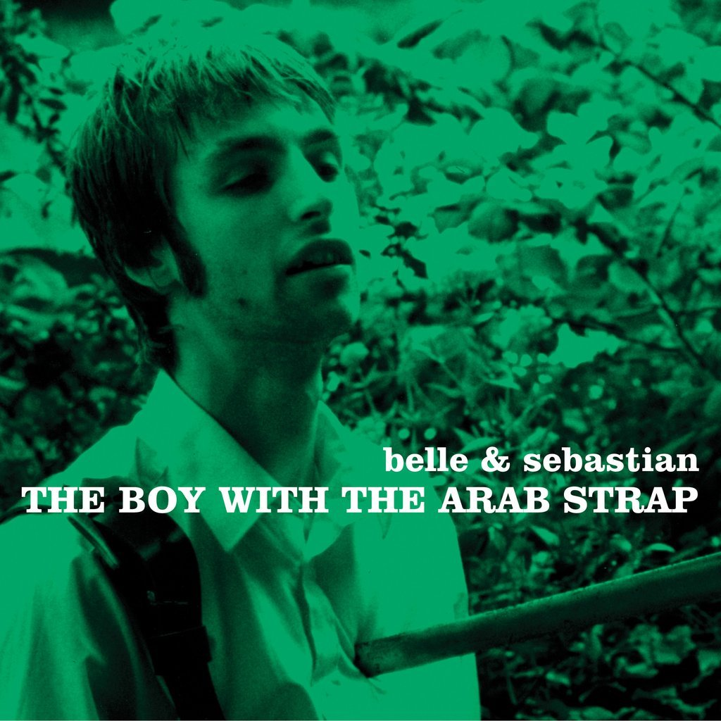 BELLE AND SEBASTIEN - The Boy With The Arab Strap (Vinyle) - Matador