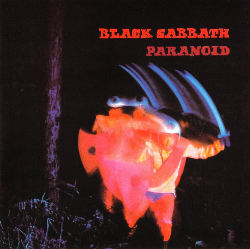 BLACK SABBATH - Paranoid (Vinyle) - Warner Bros.