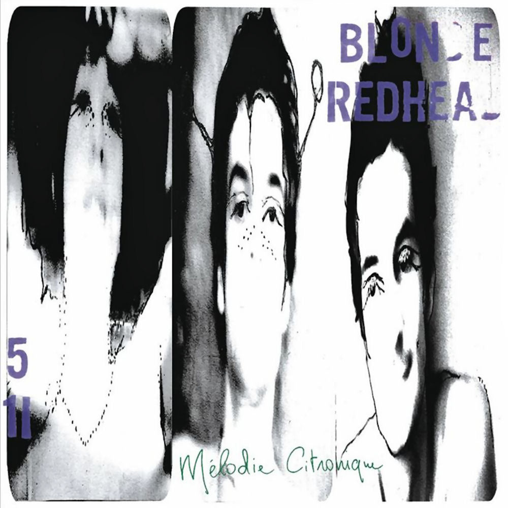 BLONDE REDHEAD - Mélodie Citronique EP (Vinyle) - Touch and Go