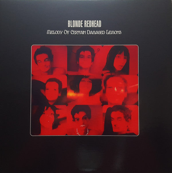 BLONDE REDHEAD - Melody Of Certain Damaged Lemons (Vinyle) - Touch and Go
