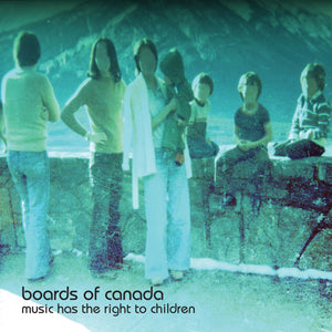 BOARDS OF CANADA - Music Has the Right to Children (Vinyle)