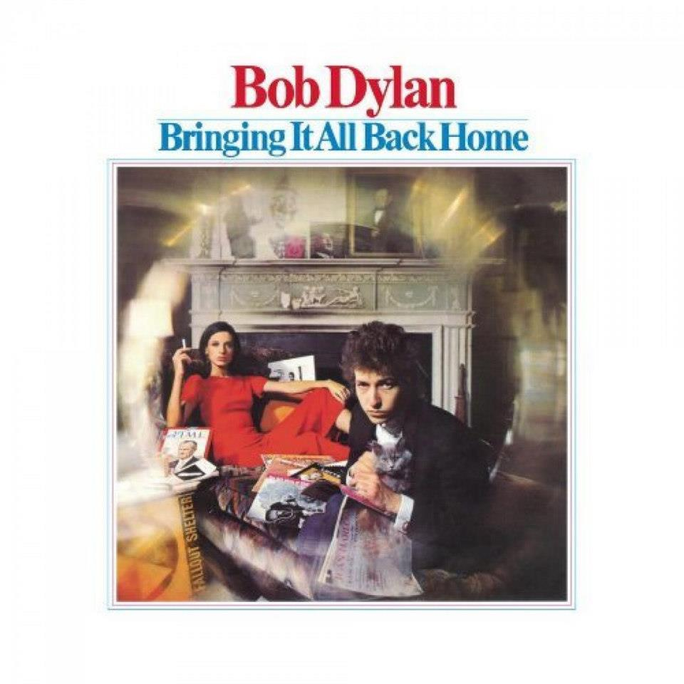 BOB DYLAN - Bringing It All Back Home (Vinyle) - Sundazed