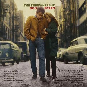 BOB DYLAN - The Freewheelin' Bob Dylan (Vinyle) - Columbia