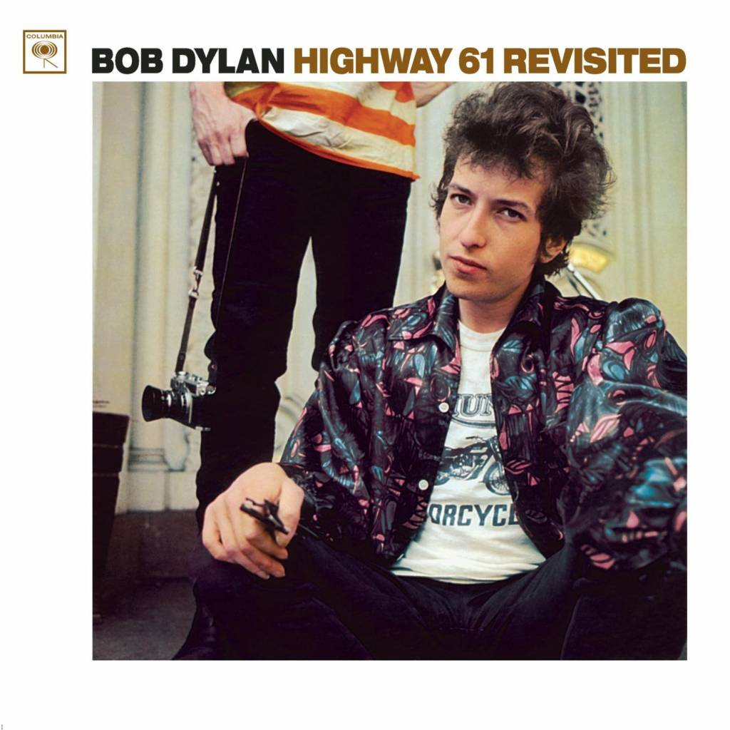 BOB DYLAN - Highway 61 Revisited (Vinyle) - Columbia