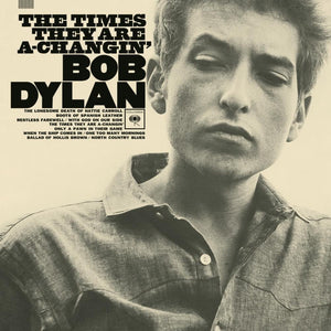BOB DYLAN - The Times They Are A-Changin' (Vinyle)
