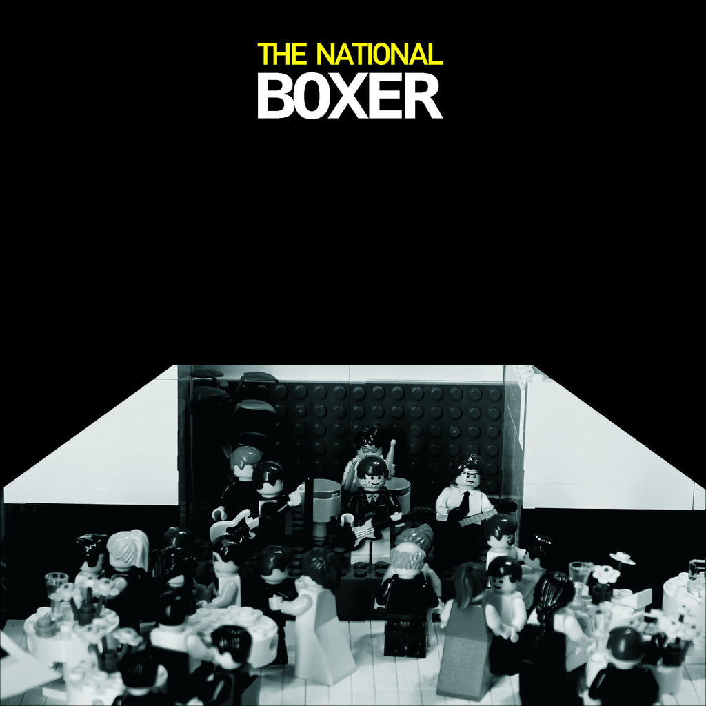 THE NATIONAL - Boxer (Vinyle) - Matador