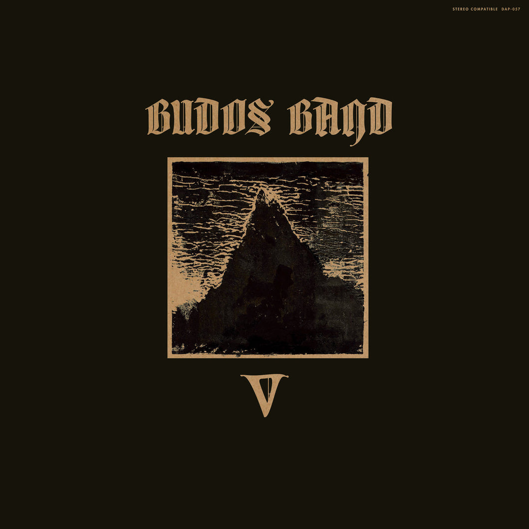 THE BUDOS BAND - V (Vinyle)