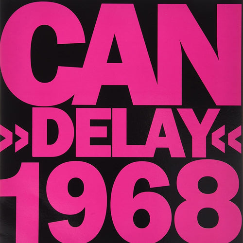 CAN - Delay 1968 (Vinyle)