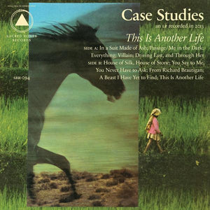 CASE STUDIES - This Is Another Life (Vinyle) - Sacred Bones